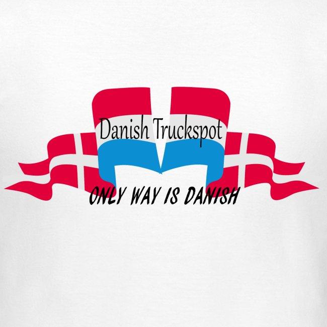 Danish Truckspot, ONLY WAY IS DANISH