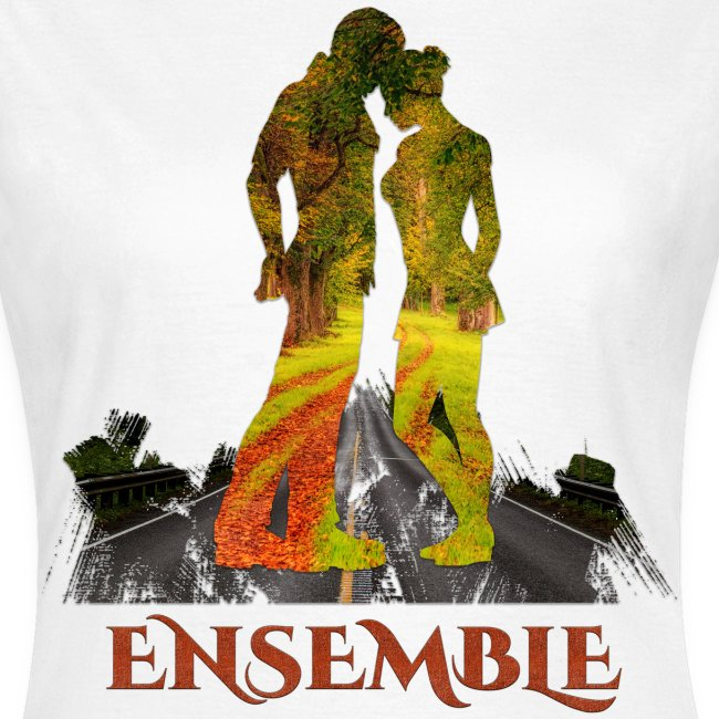 Ensemble -by- T-shirt chic et choc