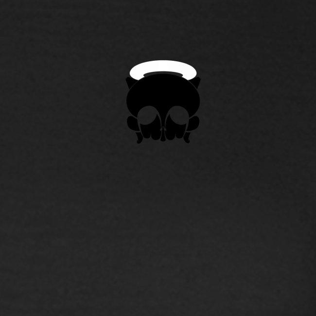 Skull black demon