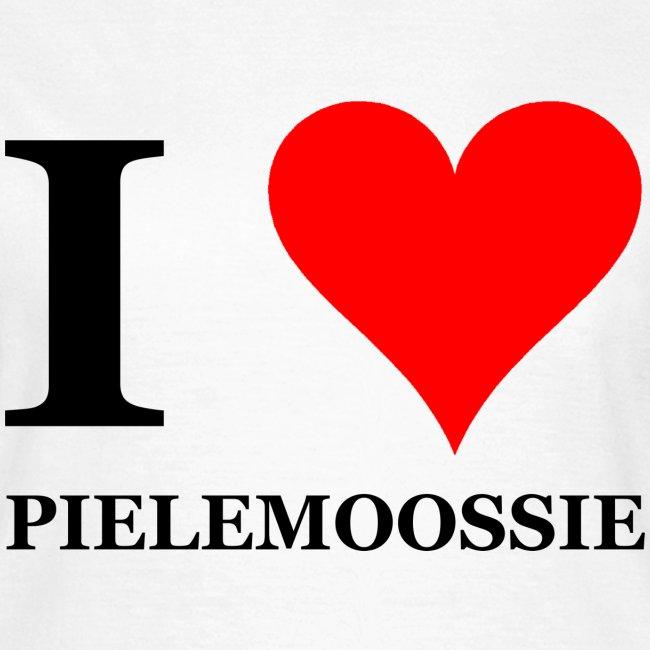 I love pielemoossie I love dick
