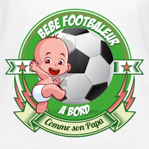 BABY Football - T-shirt Femme