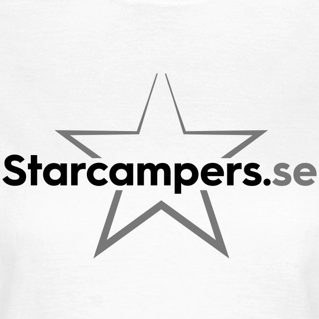 Starcampers centrerad logo