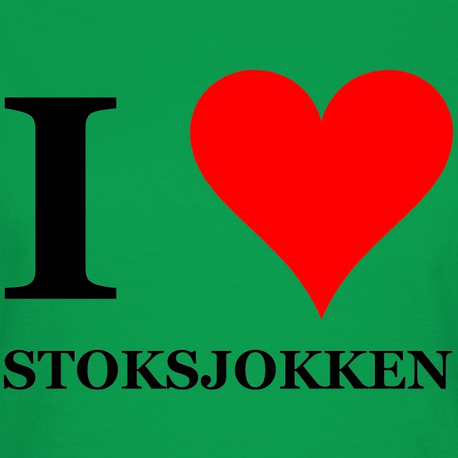 I love stoksjokken (Nordic Walking)