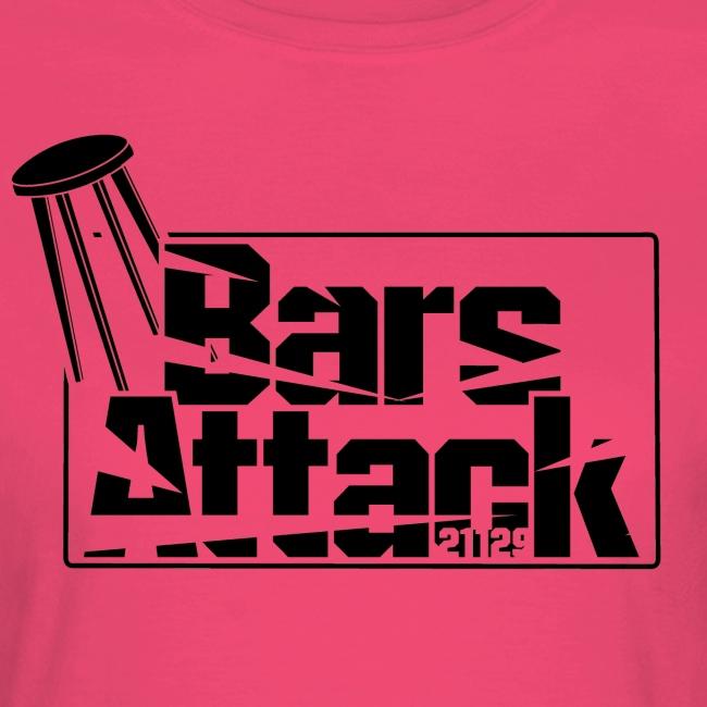 BarsAttack Black Logo