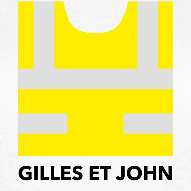 Gilles et John