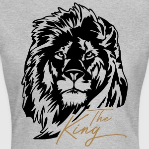 The Lion - The King - T-shirt dam