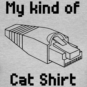 my kind of cat shirt - Women's T-Shirt