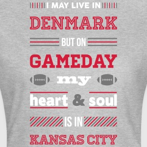 I may live in Denmark... (Kansas City edition) - Dame-T-shirt