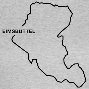 Eimsbüttel Border - Frauen T-Shirt