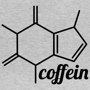 cafeïne - Vrouwen T-shirt