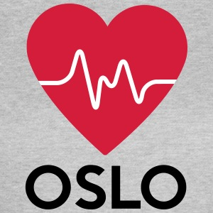heart Oslo - Women's T-Shirt