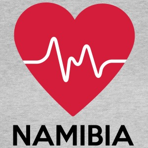 heart Namibia - Women's T-Shirt