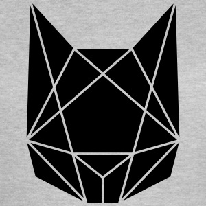 Abstract cat - Women's T-Shirt