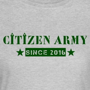Citizen Tripad green - Women's T-Shirt