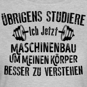 Maschine - Frauen T-Shirt