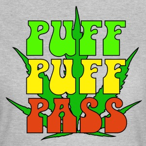 Puff Puff Pass - Frauen T-Shirt