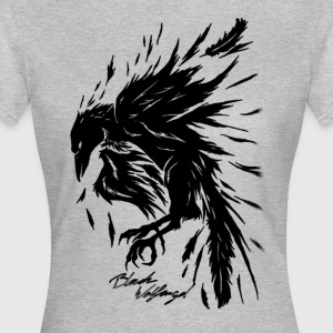raven_tribal - T-shirt dam
