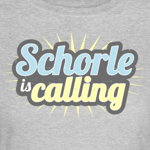 Schorle is calling - Frauen T-Shirt