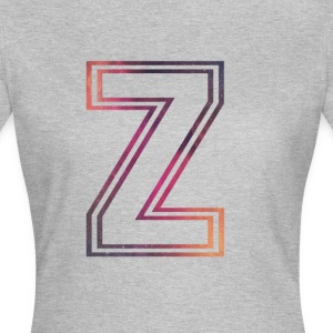 Fame Allstars Alphabet Z - Women's T-Shirt