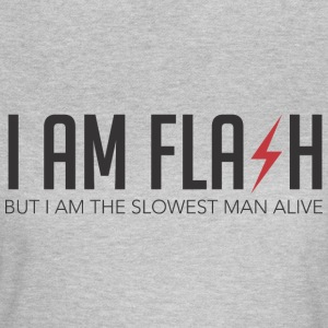 IAM FLASH - Dame-T-shirt