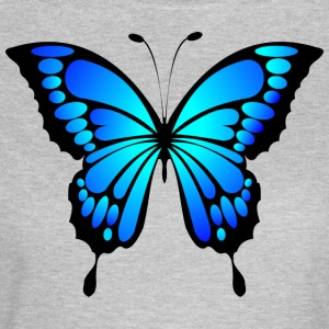 butterfly blue - Women's T-Shirt