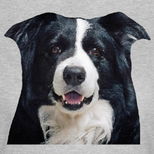 Border Collie - T-shirt Femme