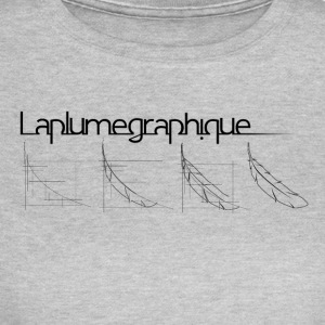 Grafik Stift - Frauen T-Shirt