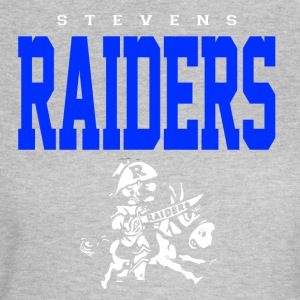 Stevens Raiders with horse - Frauen T-Shirt