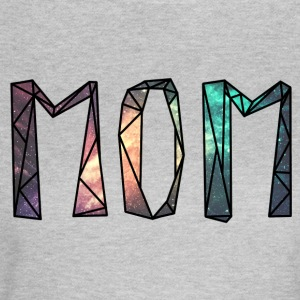 Space Mom Diamond - Women's T-Shirt