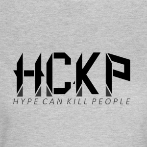 HCKp LOGO black - Women's T-Shirt