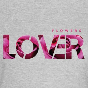 Flowers Lovers - Rose - Women's T-Shirt