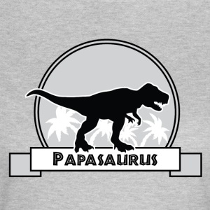 Papasaurus - Frauen T-Shirt