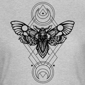 sacred geometry - Geometric -Sfinge dead head - Women's T-Shirt