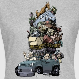 Roadtrip - Frauen T-Shirt