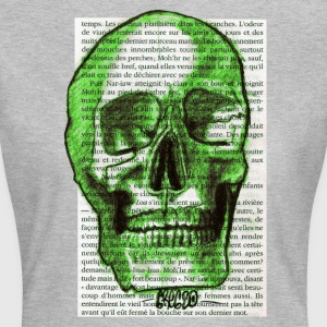 GREEN SKULL - Women's T-Shirt