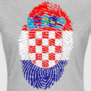 CROATIE 4 EVER COLLECTION - T-shirt Femme