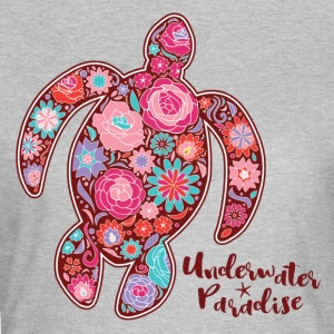 Underwater Paradise Diving - Women's T-Shirt