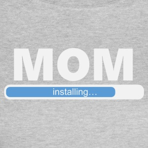 Installing MOM (1058) - Frauen T-Shirt