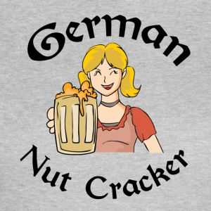 Germany German Nut Cracket Woman - Women's T-Shirt