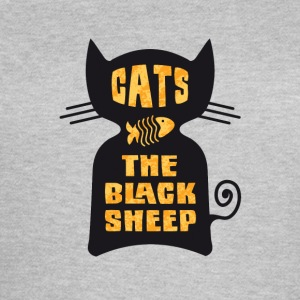 CATS - The Black Sheep - T-skjorte for kvinner