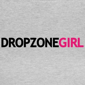 Drop Zone Jente - T-skjorte for kvinner