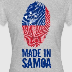 Made in Samoa - T-skjorte for kvinner