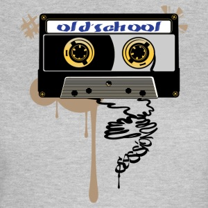 Old school session - T-shirt dam