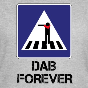 FOREVER ZEBRA CROSSING DAB / DAB AND THEN THROUGH - Women's T-Shirt