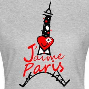 j-aime_paris - T-shirt dam