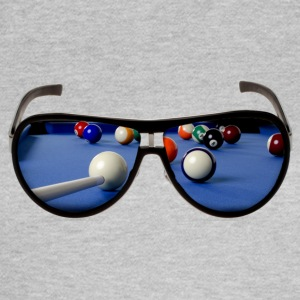 Cool Pool Shades - Women's T-Shirt