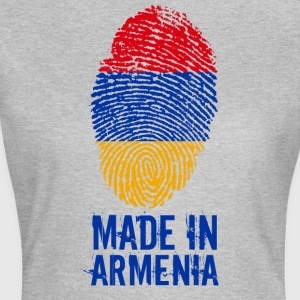 Made in Armenia / Made in Armenia Հայաստան - T-skjorte for kvinner