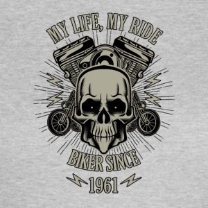 Gift for Biker - built in 1961 - Women's T-Shirt