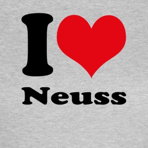 I love Neuss - Women's T-Shirt