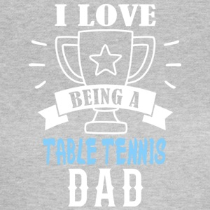 Table tennis Father - Women's T-Shirt